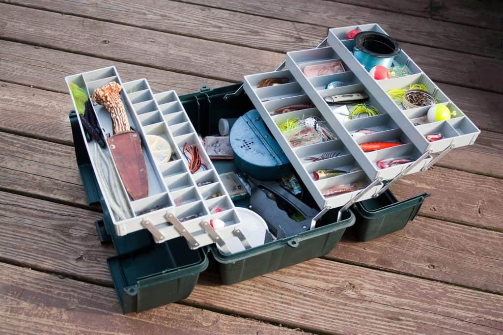 tackle boxes for fishing