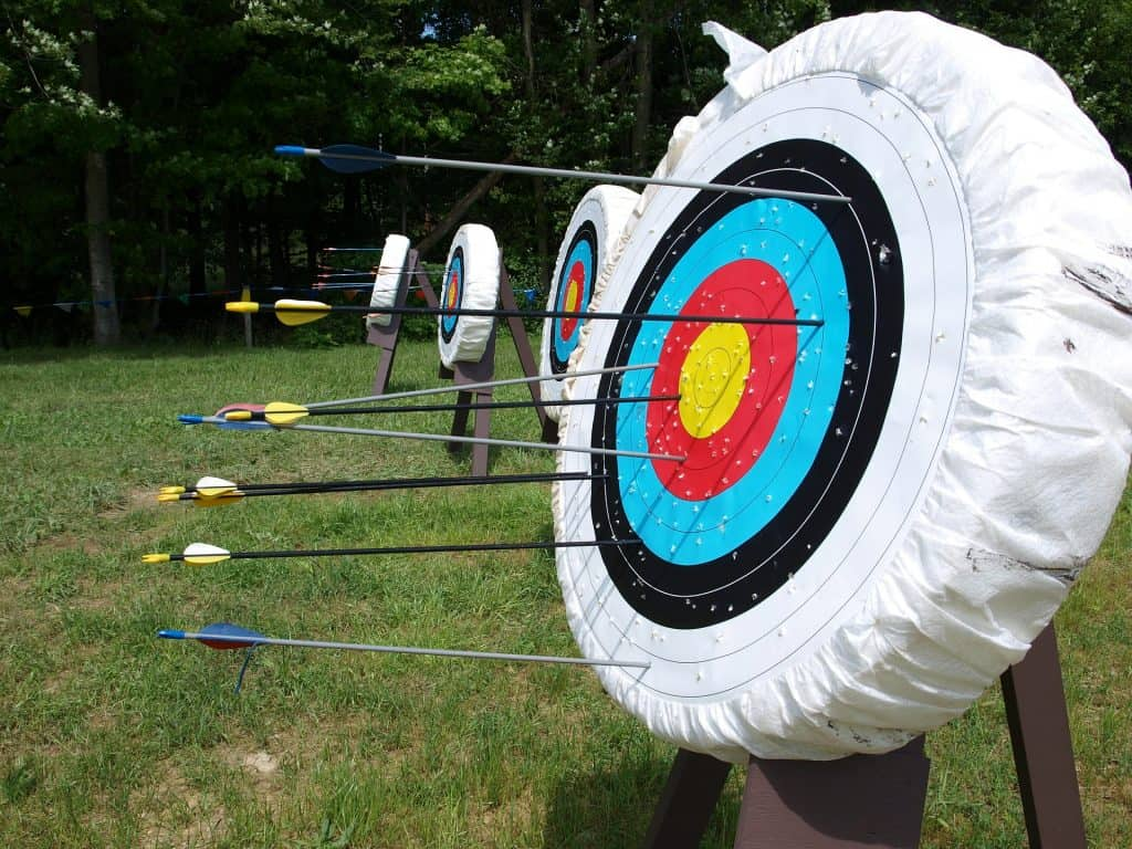 best archery targets